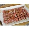 55. Gemarineerde sis kebab